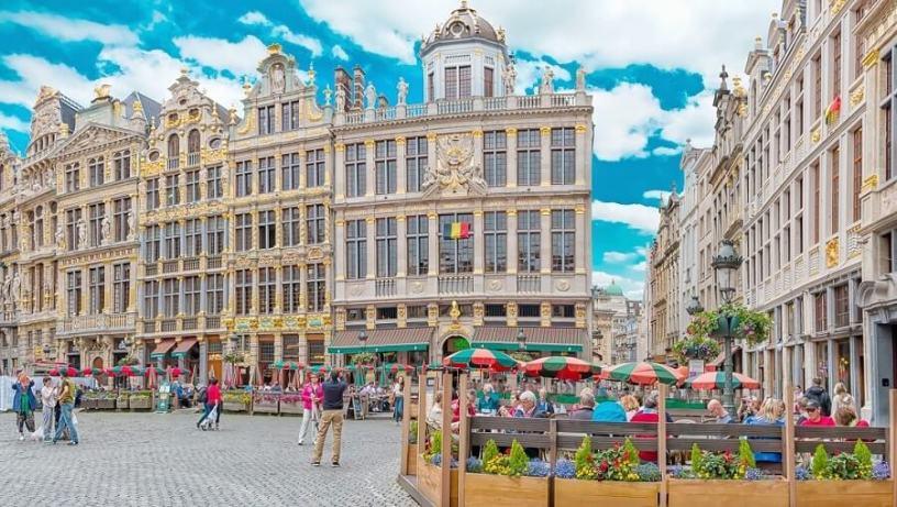 Brussels Belgium travel guide