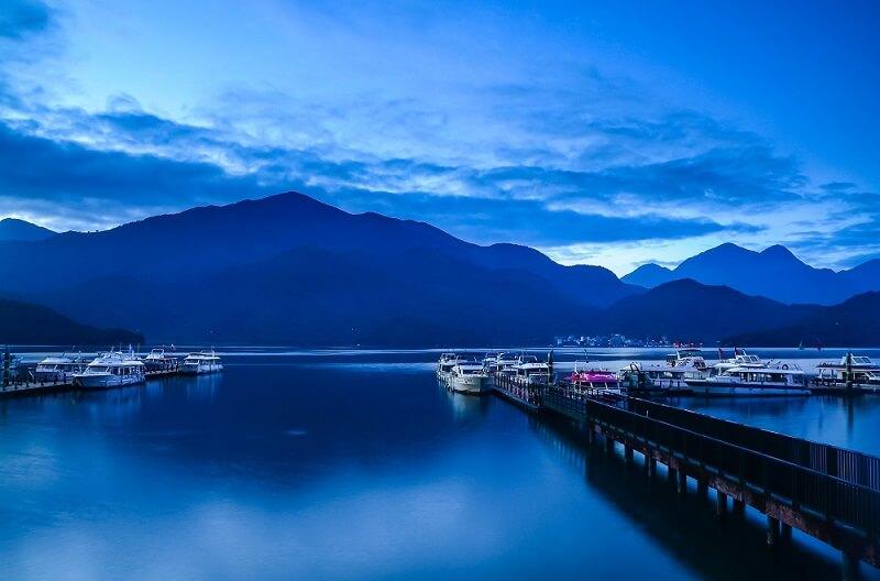 Visit Sun Moon Lake Nantou Taiwan