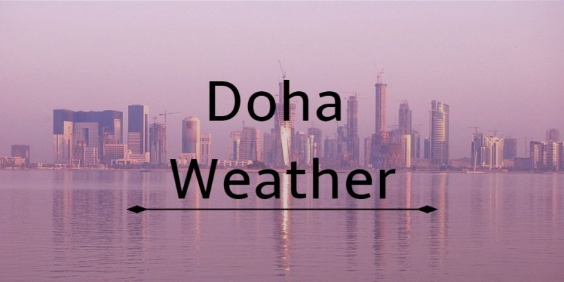 Weather in Doha 2018