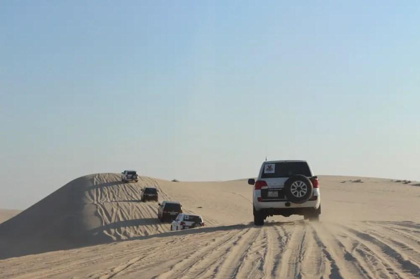 visit qatar safari tour