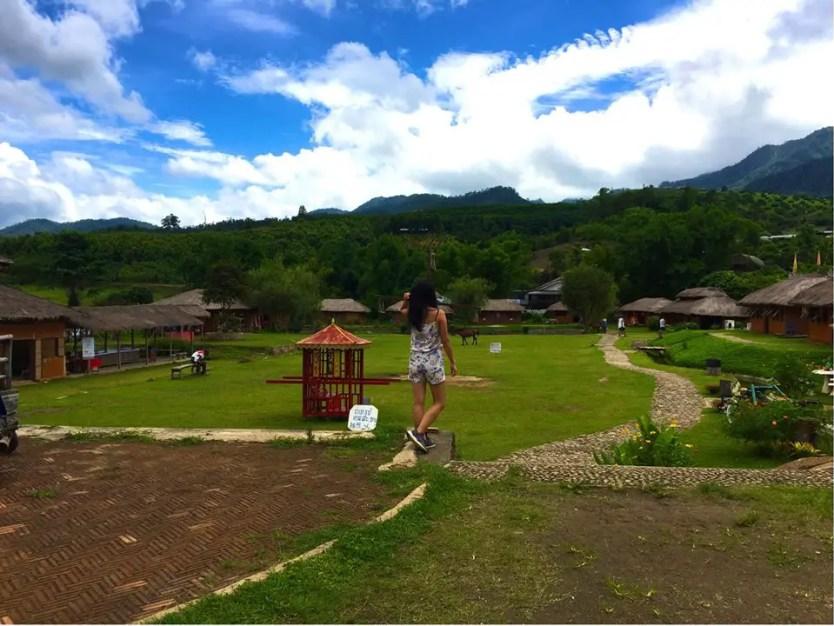 Pai, Thailand mountain views