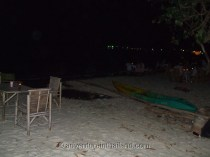Koh-Samet-Island-Beach-Restaurant-Night-Time