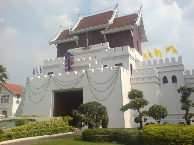 First Trip to Thailand, Korat – October 2004