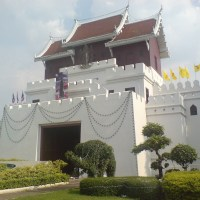 First Trip to Thailand, Korat - October 2004