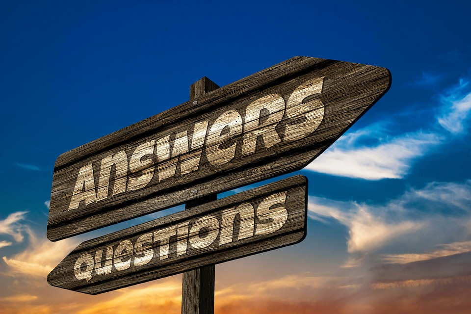 Questions & Answers signposts