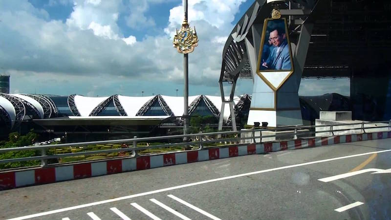 Suvarnabhumi International Airport , BAngkok