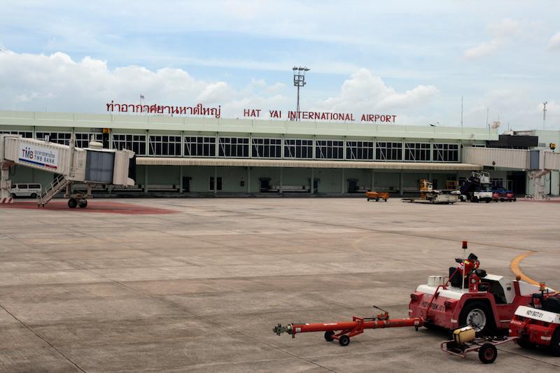 Hat Yai International Airport.