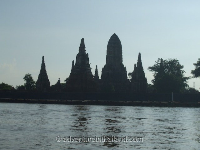 Visiting Phra Nakhon Si Ayutthaya, The Ancient Siam