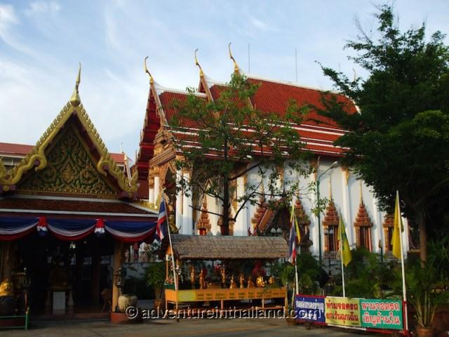 Wat Lan Bun (Wat Pla), Lat Krabang