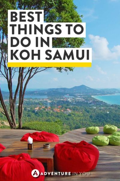 Best Things to Do in Koh Samui: The Ultimate List