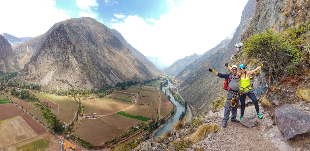 Be sure to bring a camera for the amazing vies of the Sacred Valley!