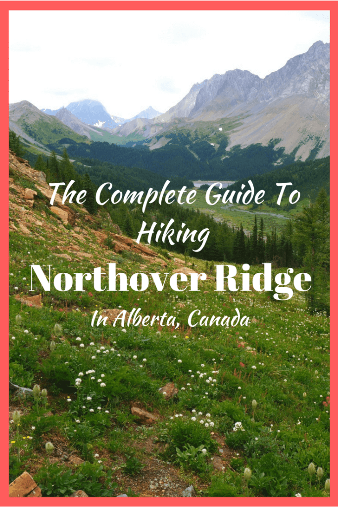 One of the most notable overnight hikes in Alberta's Rocky Mountains is called Northover Ridge. This hike is full of stunning views, high alpine lakes & meadows and glacier topped mountains. If you're looking for an epic hike, this one should be the top pick for any backcountry hiker visiting the area. #hiking #camping #guide #NorthoverRidge #Canada #Alberta #Kananaskis #ProvincalPark #scenery #mountains #trail #mountain #outdoors #outside