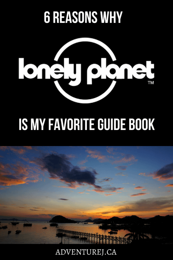 I love trip planning but sometimes it can be overwhelming. Lonley Planet is my go-to guide book for all my trips. Here are 6 reasons why! #travel #traveltips #lonelyplanet #travel #worldtravel #books #travelbooks #wanderlust