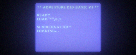 Loading Adventure Kid