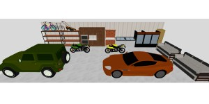 20x45 boat and rv storage in Altoona, IA