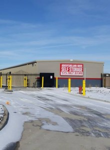 Self Storage Facility in Altoona IA