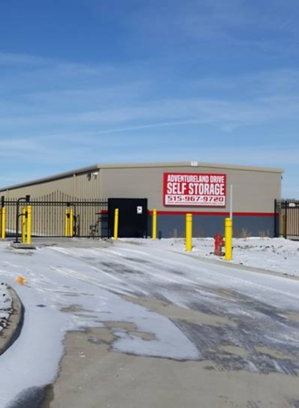 Self Storage Facility in Altoona IA