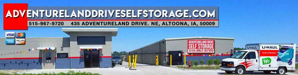 Self Storage in Altoona IA
