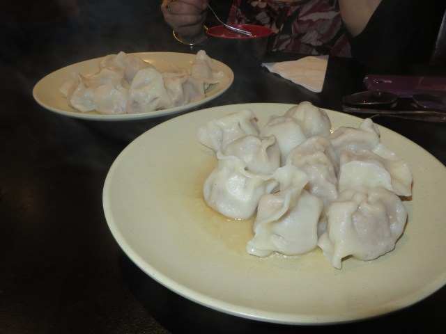 Dumplings- one of my friday night staples