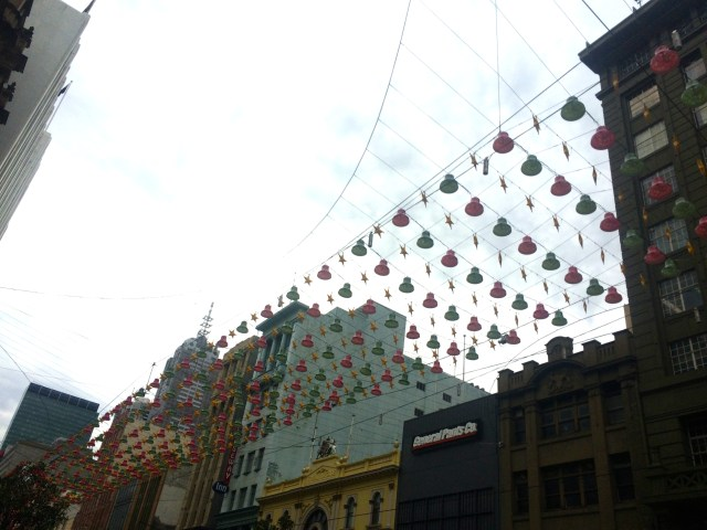 Burke St Decorations