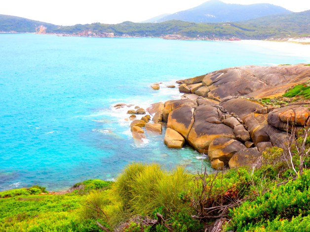 With a Car you can visit places like Wilsons Promontory