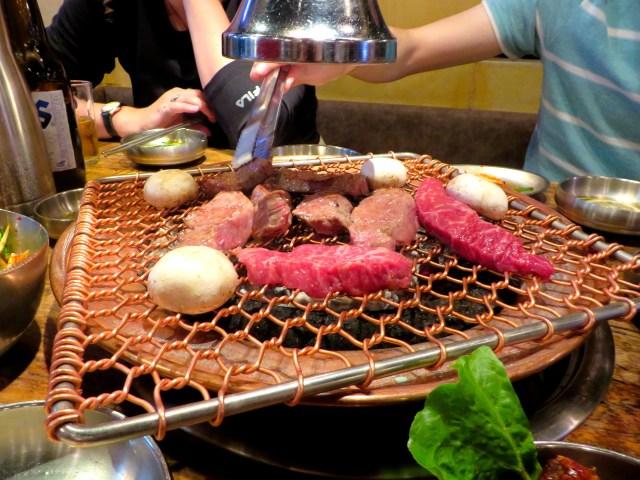 what to eat in south korea seoul korean food