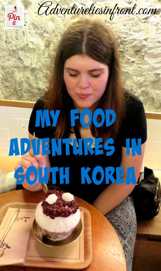 food south korea