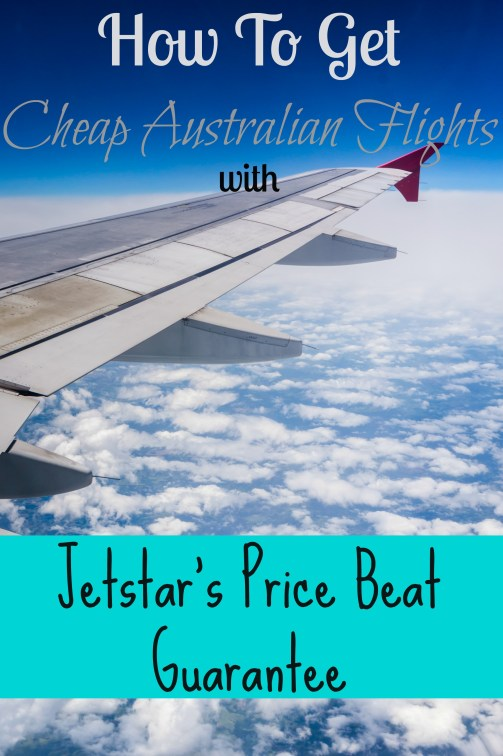 jetstar price beat guarantee