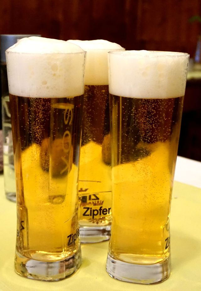 what to eat in Vienna beer