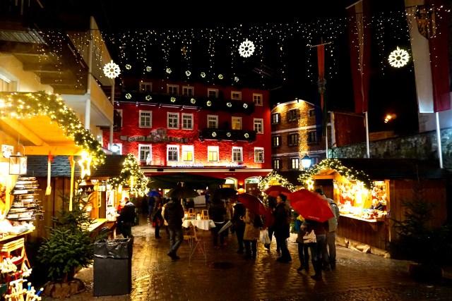 St Wolfgang Christmas Market