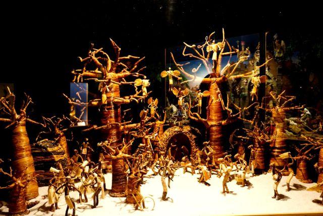 African Nativity Scene in Bamberg