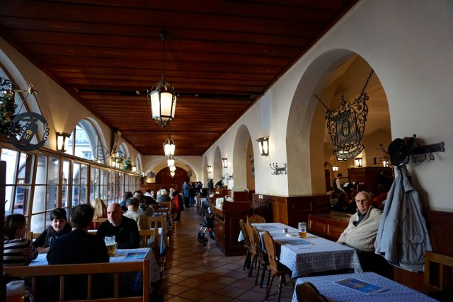 hofbrauhaus three to four day itinerary for Munich