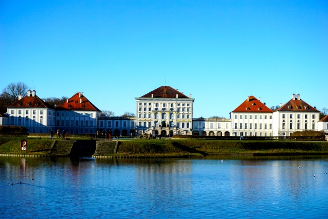 nymphenburg three to four day itinerary for Munich