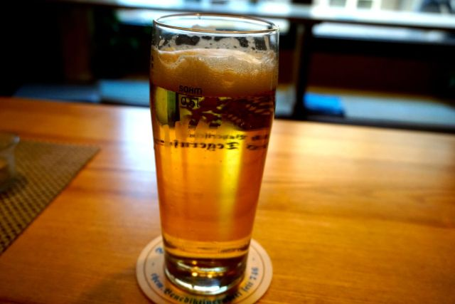 what to eat in germany beer
