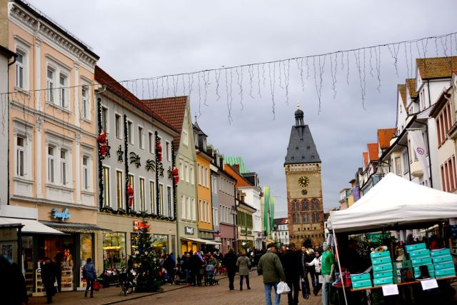 The main town of Speyer