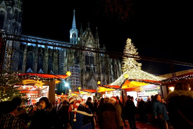 Is Cologne Worth Visiting? christmas markets