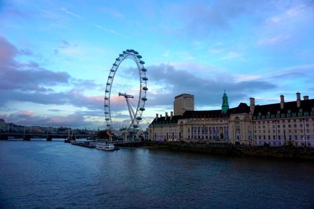 things to do in london london eye