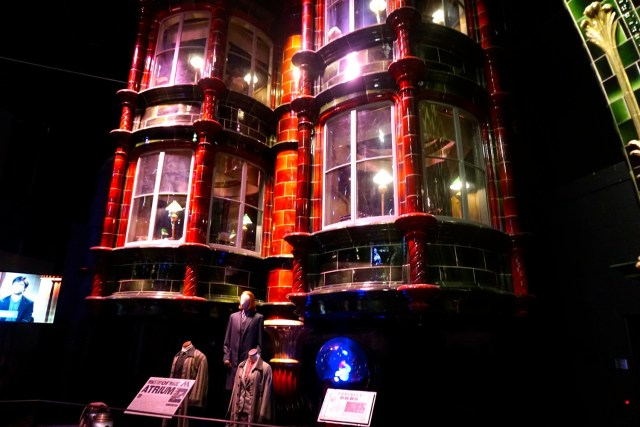 harry potter studios london ministry of magic