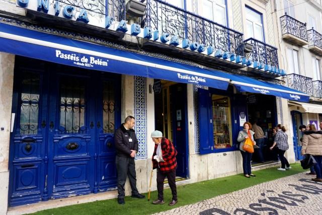 what to eat in portugal lisbon porto pasteis de belem