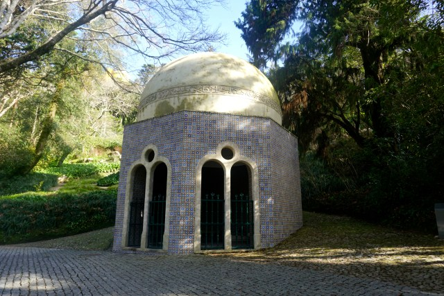 sintra best day trip from lisbon pena palace grounds gardens