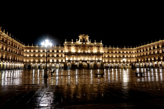 best day trips from madrid salamanca