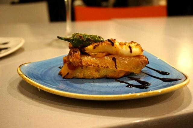 where to eat in san sebastian bar zeruko
