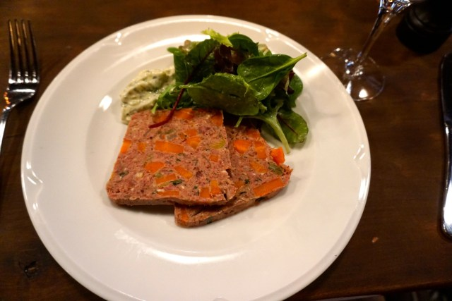 what to eat in france terrine