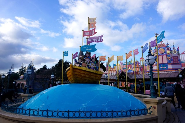 guide to disneyland paris