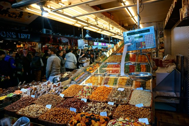 Guide to Barcelona La Boqueria