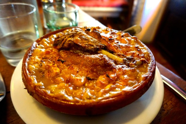what to eat in france cassoulet