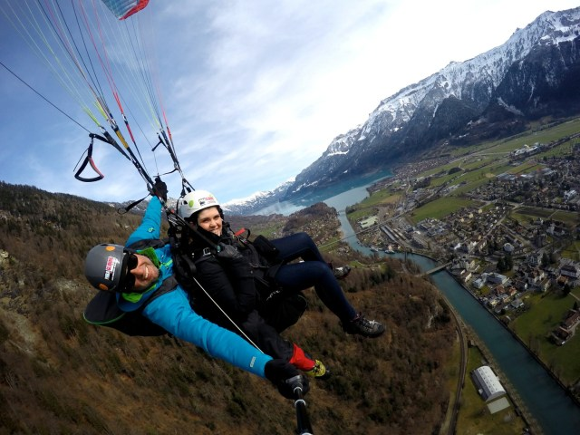 five days in switzerland - 5 day itinerary for switzerland paragliding interlaken