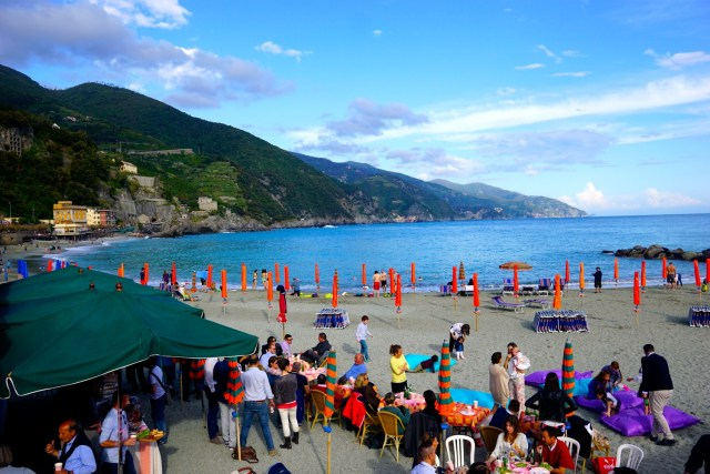 what to do in cinque terre monterosso