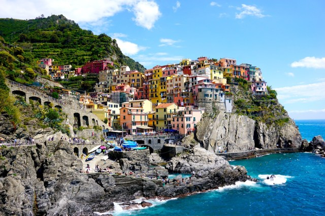 what to do in cinque terre manarola