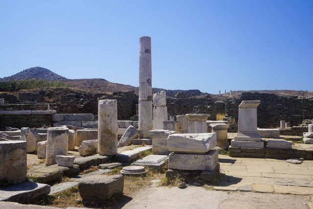 mykonos is overrated island of delos